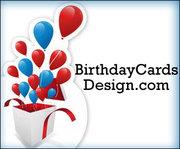 Birthday Cards design for kids